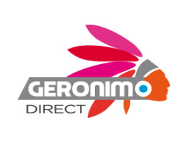 logo Géronimo direct
